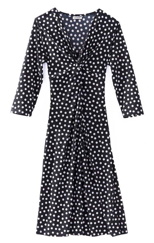 black-polka-dot-dress