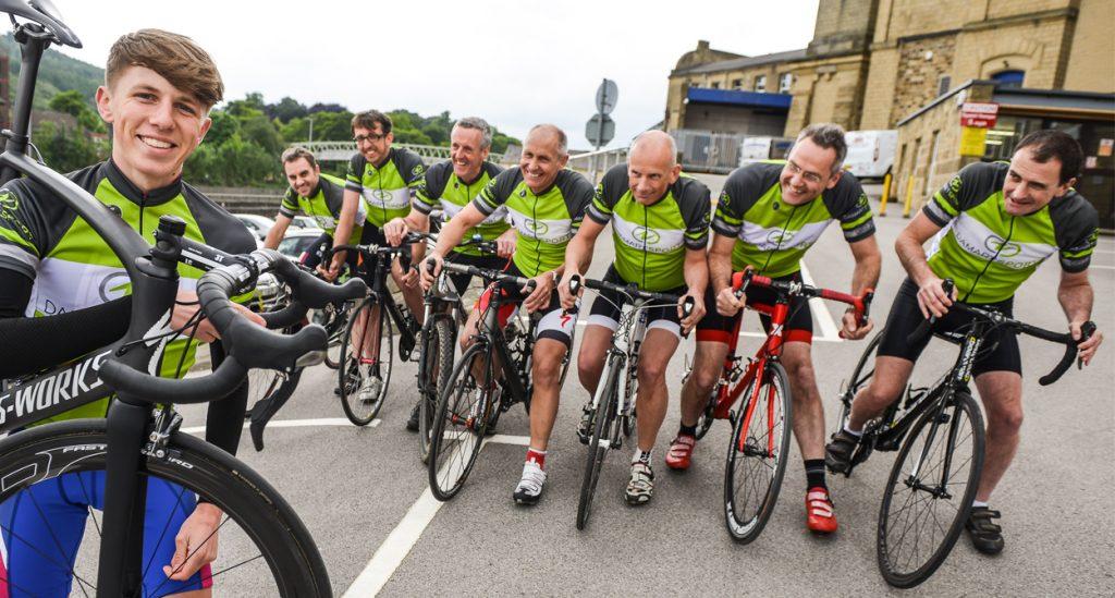 Tour De France hopeful trials Damart's innovative summer sports range