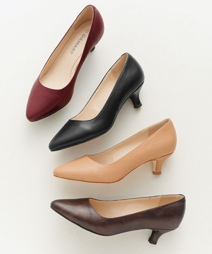 Damart - Court Shoe