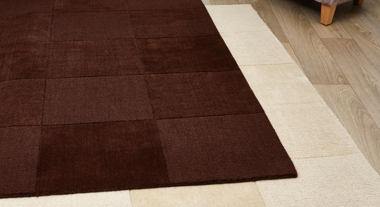 wool rug living room