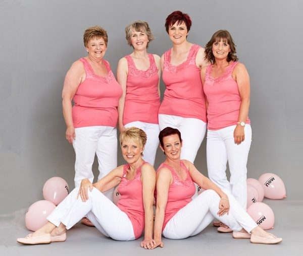 Damart and Bosom Friends for Breast Cancer Now