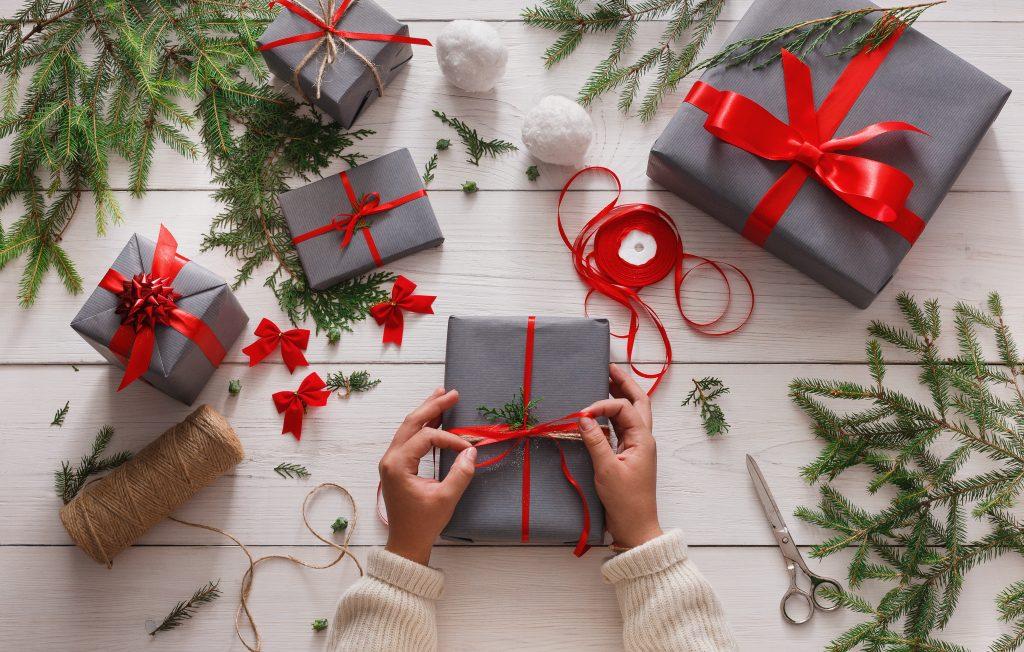 Christmas Wrapping - Damart