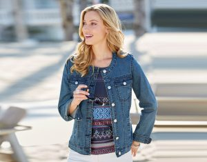 Denim with a Difference - Jacket