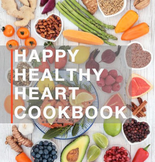 Happy Healthy Heart Cook Book | Damart Style Diaries