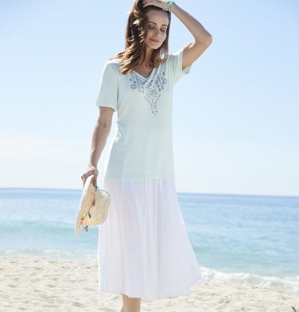 Our Top 5 Linen and Cotton Pieces | Damart Style Diaries