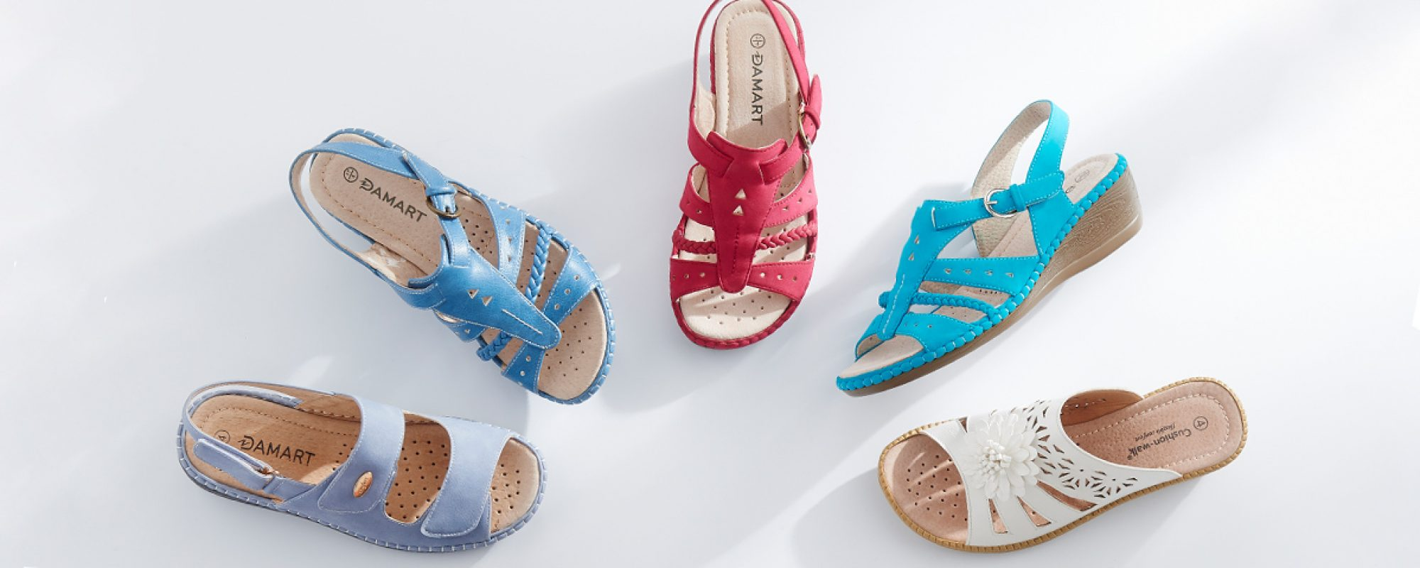 Our Best-selling Sandals | Damart Style Diaries