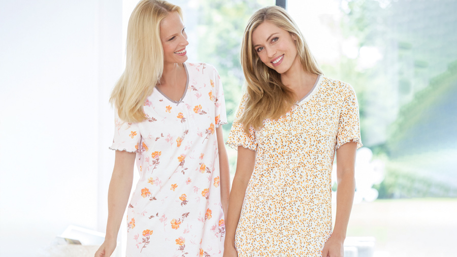 Pack of 2 Nightdresses | Keep cool this Summer