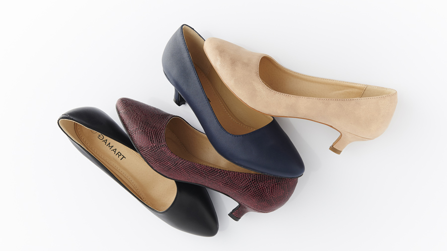 Court Shoes | Our Sole Heroes | Damart Style Diaries