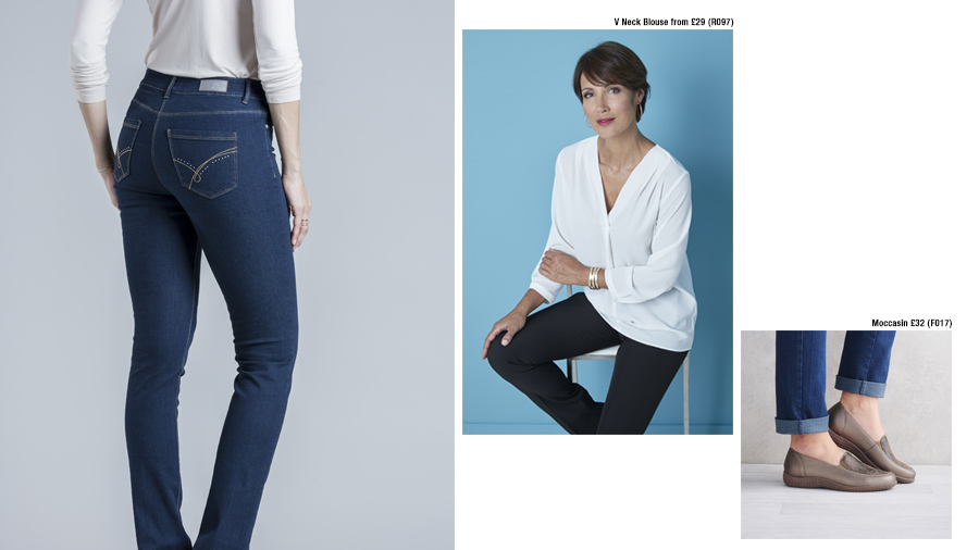 Everyday Essentials | Ways to Wear Denim | Damart Style Diaries