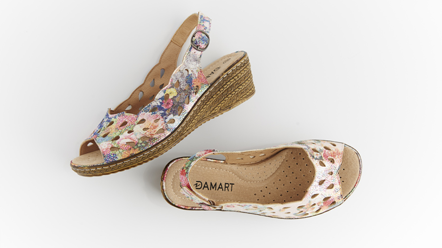 Sandals | Our Sole Heroes | Damart Style Diaries