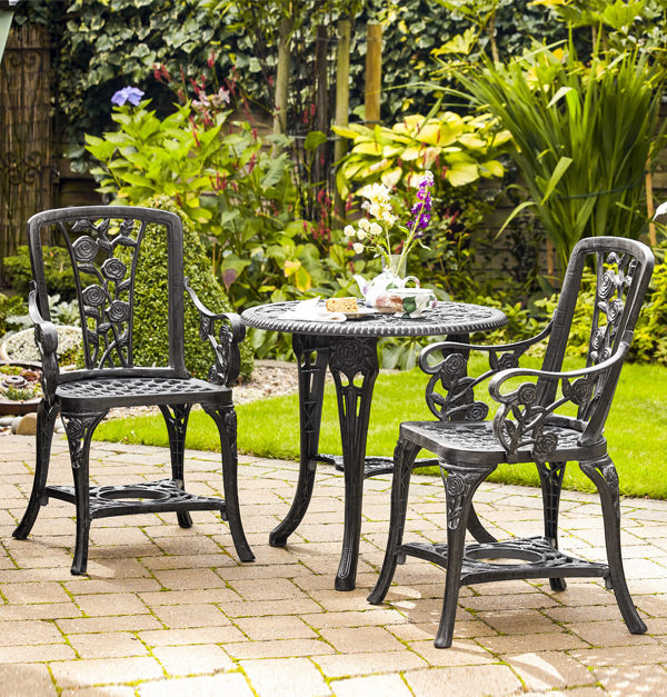 Dining alfresco garden ideas