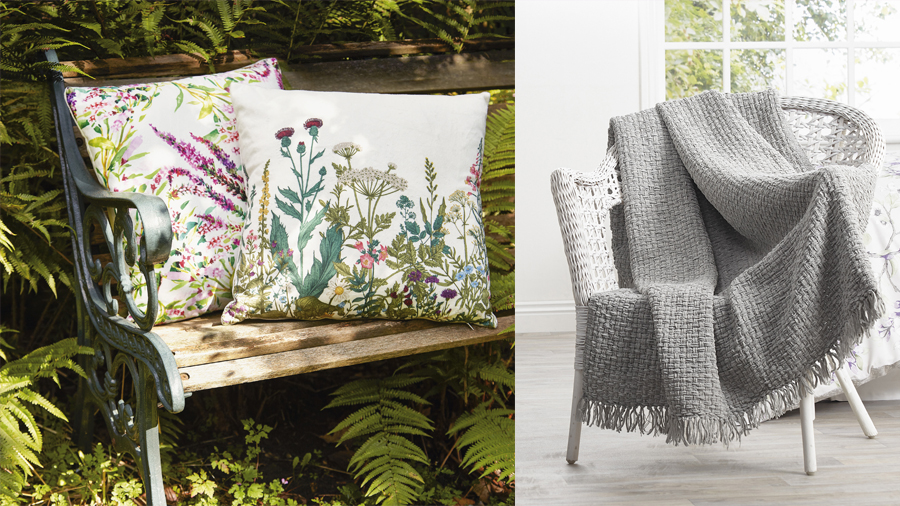 Textiles to style your outdoor space
