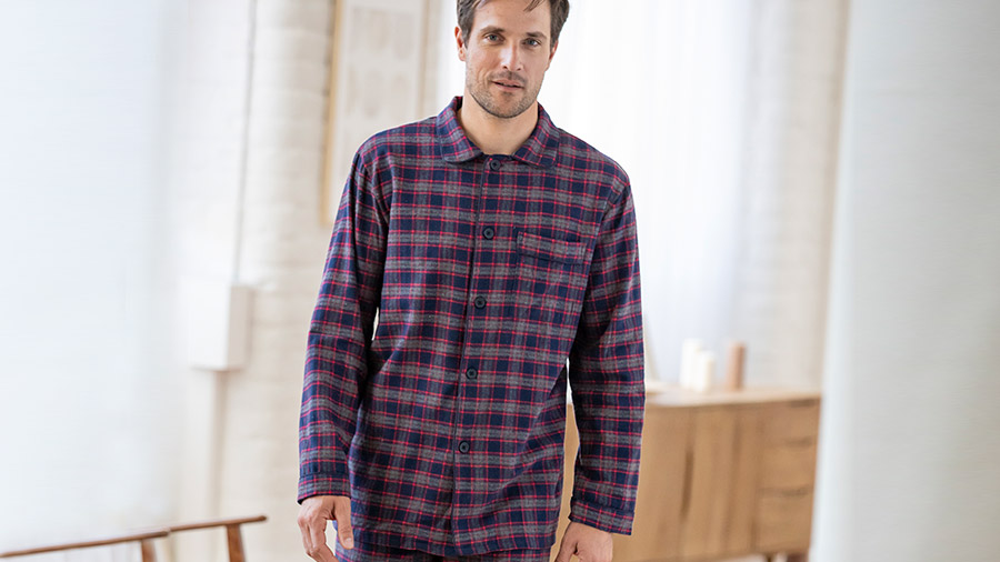 Damart Mens Pyjamas