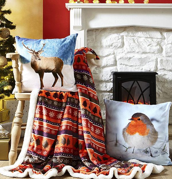 Christmas at home