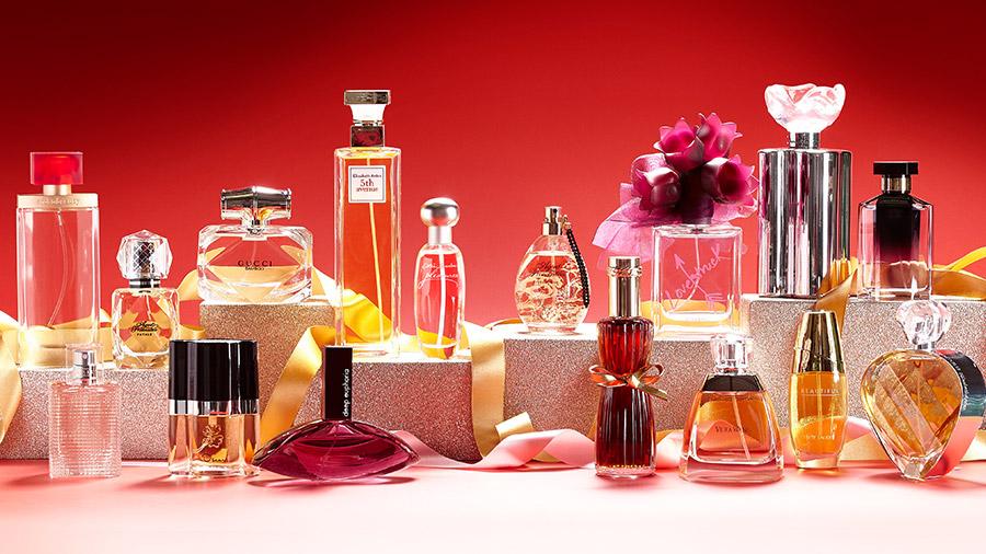 Damart fragrance collection