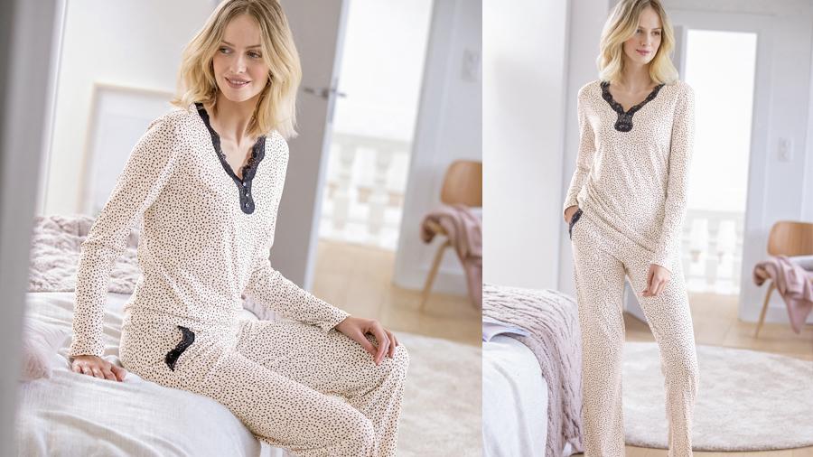 Thermal pyjamas