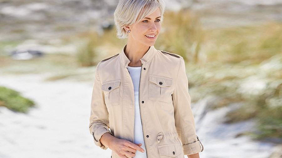 Q270 Utility style jacket