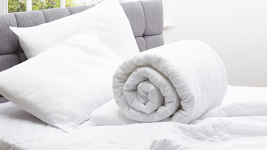 Bedding to create your sleep sanctuary