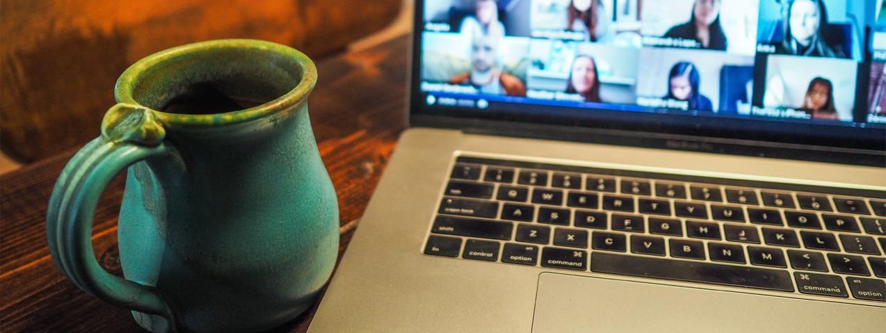 Online video calls