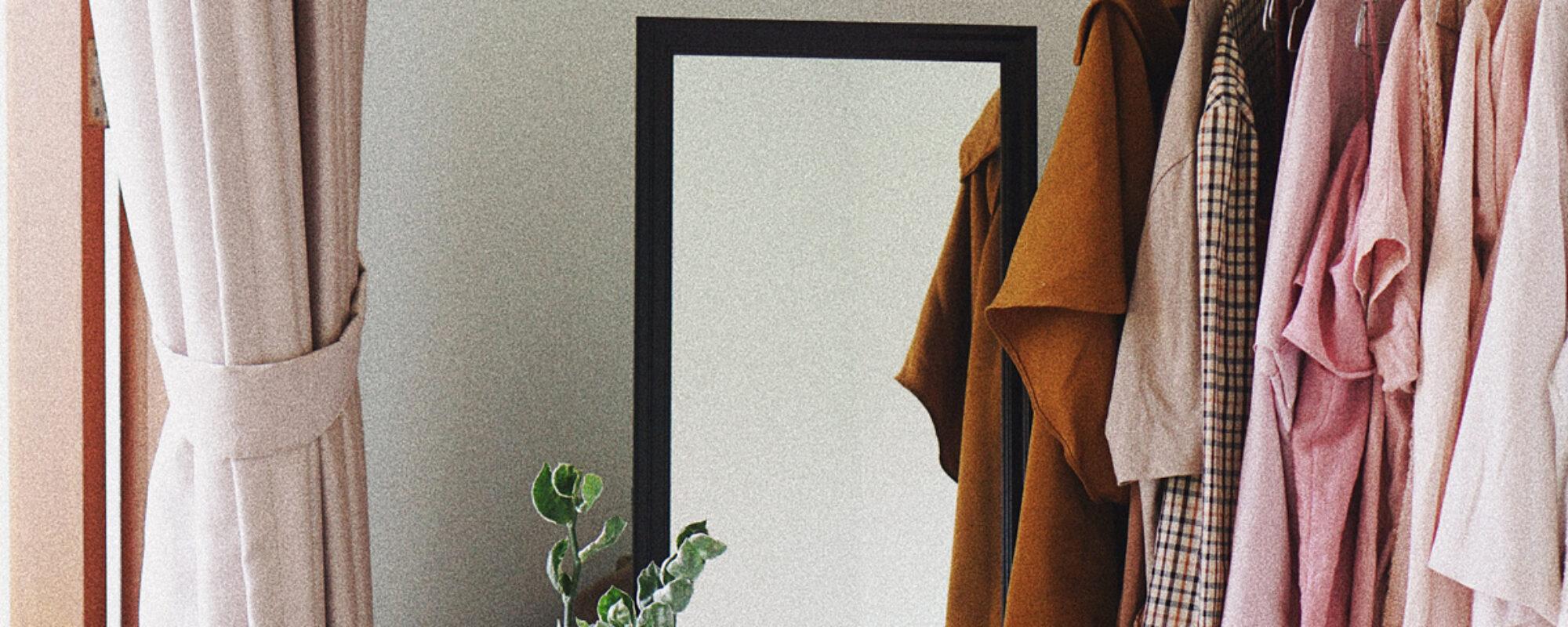 wardrobe edit